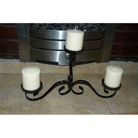 wrought iron candle holders candle holder wrought iron handmade
