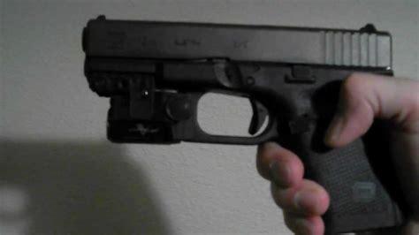 best laser light combo for glock 19 glock 19 gen 4 with viridian green laser ecr youtube