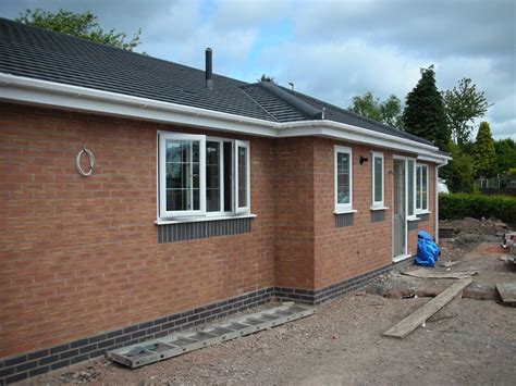 New Build Bungalow  Pelsall  S Clift Building Contractors