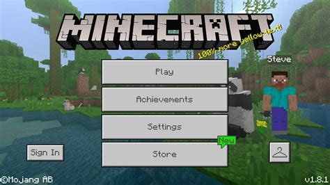 minecraft mobile app how to get minecraft skins