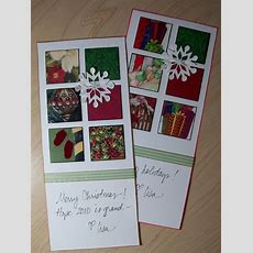 Window Christmas Card Favecraftscom