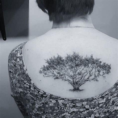 tatuagem arvore da vida significado sagrado em
