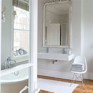 french style white bathroom bathroom decorating With french style bathroom mirror