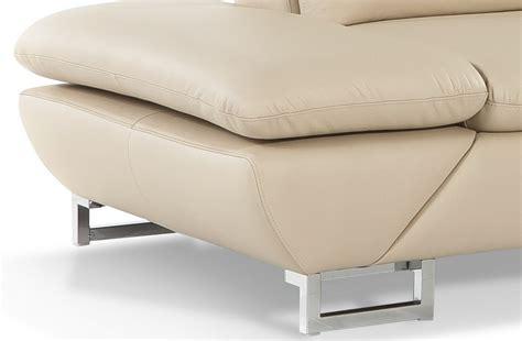canapé cuir ou tissu lineflex canapé 2 places cuir ou tissu dossiers