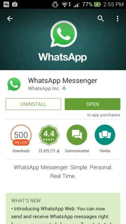 web whatsapp for whatsapp status access and modification and