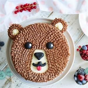 Kuchen Für Kleinkinder : s er kindergeburtstag mit brummb r schoko torte ~ Watch28wear.com Haus und Dekorationen