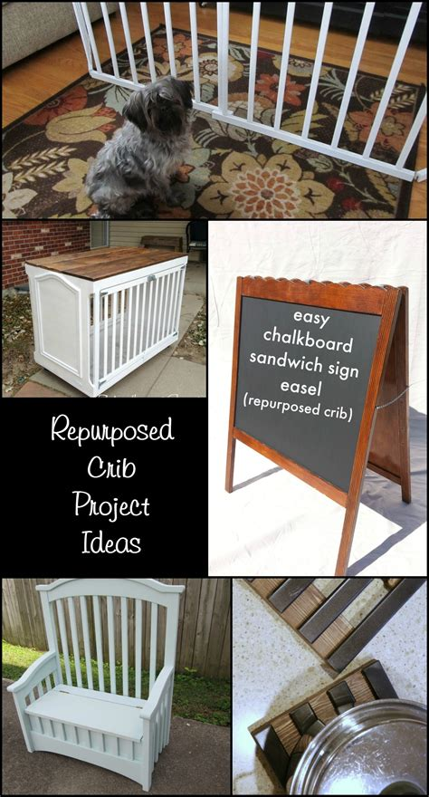 crib projects  repurposed life rescue  imagine repeat