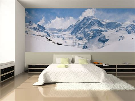 Bedroom Wallpaper Range by Swiss Alps Mountain Range Wall Mural Toilets Swiss Alps
