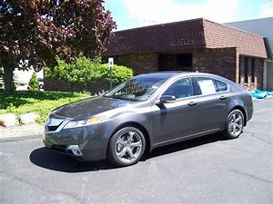 Review  2010 Acura Tl Sh-awd