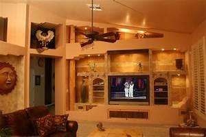 Custom Drywall Phoenix by Kendall Wood Design, Inc ...