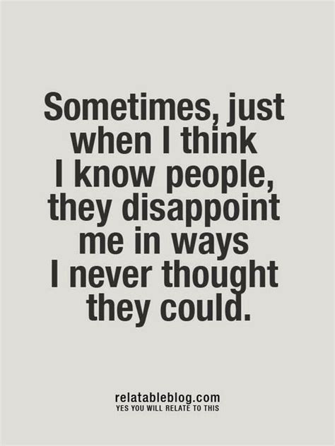 images  disappointment quotes  pinterest