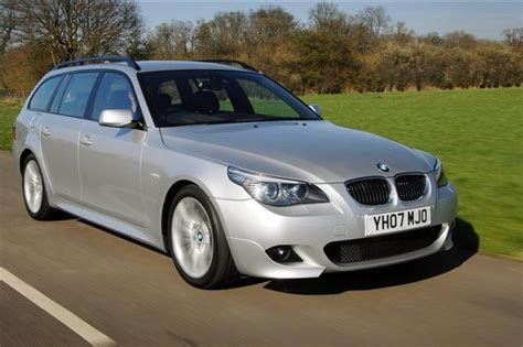 Review Bmw 5 Series Touring by Review Bmw 5 Series Touring 2004 2010 Honest