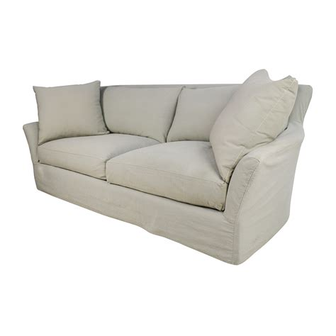 Crate And Barrel Willow Sleeper Sofa