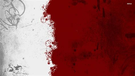 Red And White Wallpaper  Abstract Wallpapers  #5263