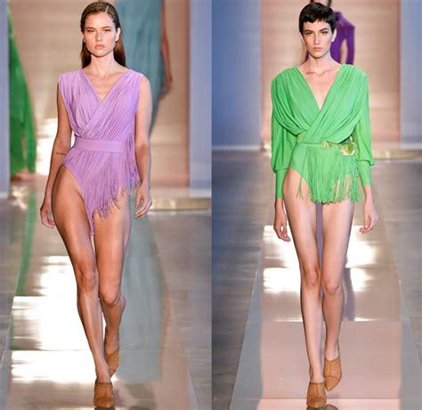 Lenny Niemeyer 2019 Summer Veru00e3o Womens Runway | Denim Jeans Fashion Week Runway Catwalks ...