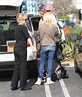 Anna Faris and Family Out in West Hollywood - Zimbio