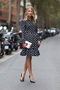 STYLE CHECKS THESE STUNNING POLKA DOT DRESSES TO THE BEST