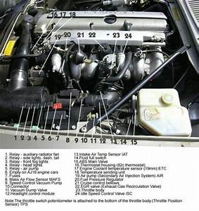 1994 Jaguar Xjs 4 0 V6 Goop On Spark Plugs