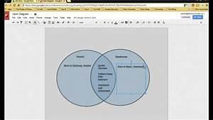 Venn Diagram In Google Draw  U2013 Best Diagram Collection
