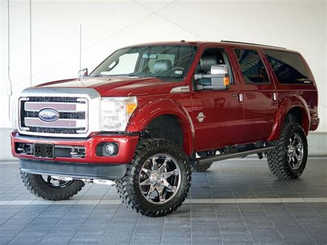 ford excursion diesel redesign  price