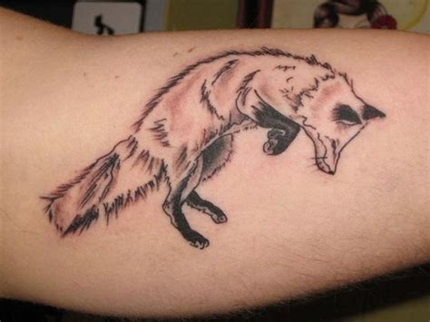 25+ Best Ideas About Fox Tattoo Meaning On Pinterest