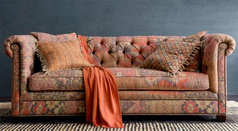 Patterned Loveseat by How To Moroccan Style Six Ways Fresh American Style