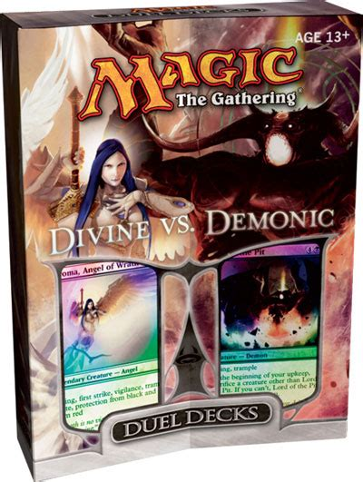 Duel Decks Divine Vs Demonic At Starcitygamescom