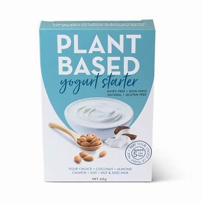 Yogurt Plant Based Starter Pack Yoghurt Kefir