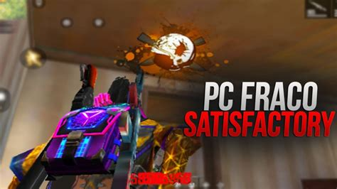 To be the last survivor is the only goal. SATISFATÓRIO - PRO PLAYER DO PC FRACO - HIGHLIGHTS FREE ...