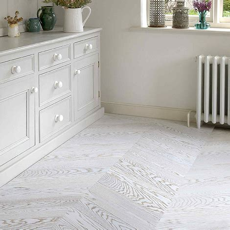 whitewash parquet flooring wood flooring ideal home