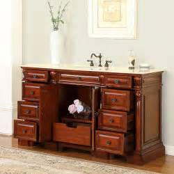 silkroad exclusive victoria 52 single bathroom vanity