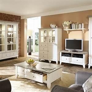 Living Style Möbel : m bel wohnzimmer landhausstil country house interior ~ Watch28wear.com Haus und Dekorationen