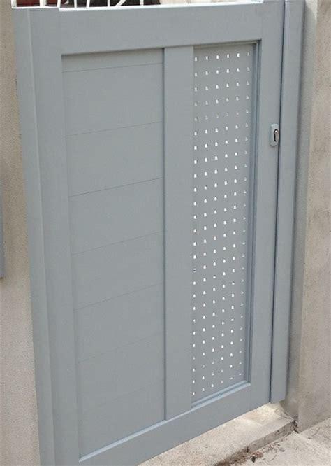 comment choisir un portillon en aluminium le portail alu