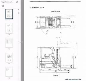 Nissan Lpg Forklift Wiring Diagram Detroit 60 Series Parts