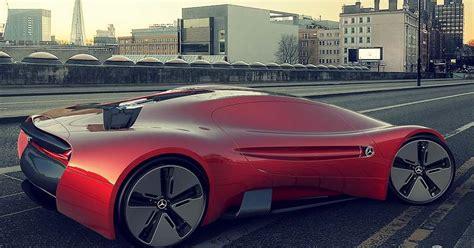 wordlesstech elk mercedes electric concept car