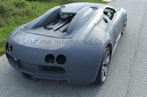 Najlepsze oferty i okazje z całego świata! This Bugatti Veyron Replica Costs $125,000 - autoevolution