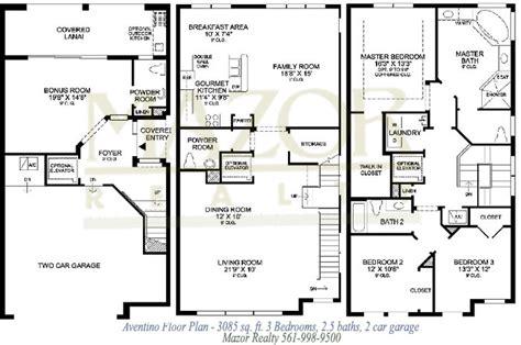 story townhouse floor plans  distinctive building