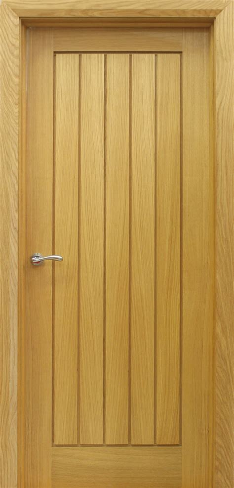 Oak Doors by Mexicano A Grade White Oak Door 40mm Doors
