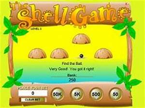 Shell Game Free Brain Game
