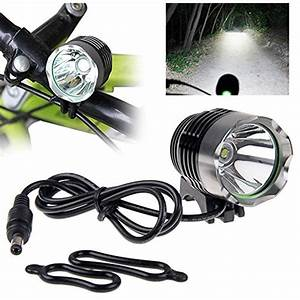 3000 Lumen Bicycle Light Bloodfin Led Fahrradlicht Set Stvzo Zugelassen 3000 Lumen