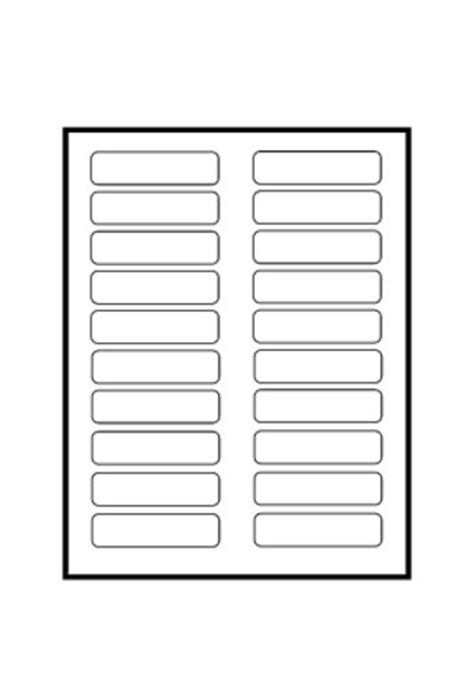 Clear Avery 5 Tab Divider Template