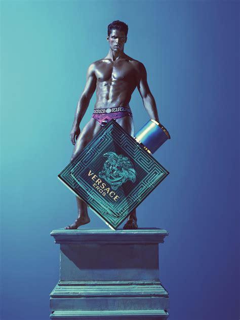versaces eros fragrance  men da man magazine