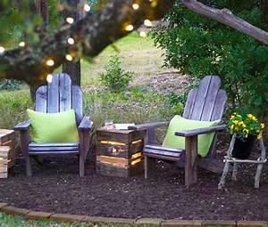 The 25+ best Backyard seating ideas on Pinterest