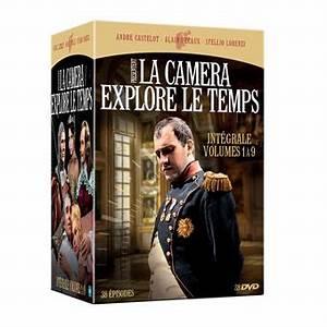 La Caméra Explore Le Temps Streaming : coffret la cam ra explore le temps l 39 int grale de la s rie dvd dvd zone 2 achat prix fnac ~ Medecine-chirurgie-esthetiques.com Avis de Voitures