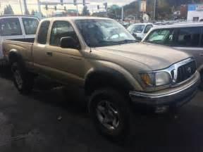 2001 Toyota Tacoma for Sale