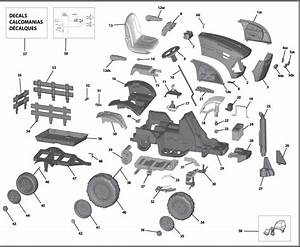 John Deere Garden Tractor Parts Diagram