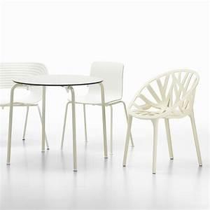 Vitra Tisch Rund : runder hal tisch outdoor von vitra bei ~ Michelbontemps.com Haus und Dekorationen