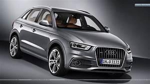 Audi Q3 S Line : 2012 audi q3 quattro s line front pose in metalic grey wallpaper ~ Gottalentnigeria.com Avis de Voitures
