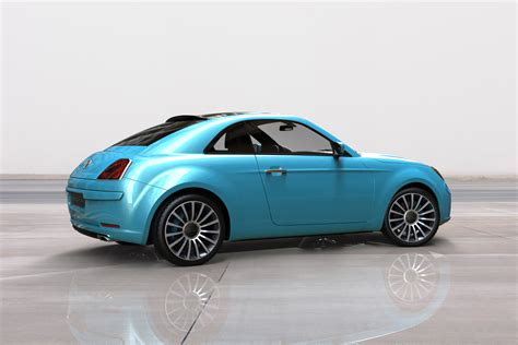 Fiat 500 Coupe by Fiat 500 Spider Coupe
