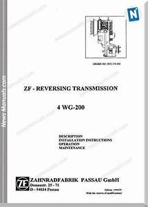 Bestseller  Zf Transmission Service Manual